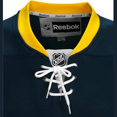 Collar (Reebok Buffalo Sabres Premier Jersey - Adult)
