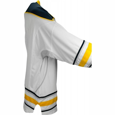 Side View (Reebok Buffalo Sabres Premier Jersey - Adult)
