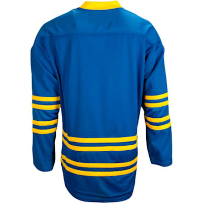 Back View (Reebok Buffalo Sabres Premier Jersey - Adult)