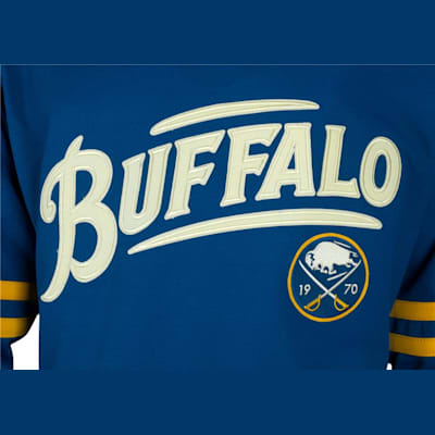Center Logo (Reebok Buffalo Sabres Premier Jersey - Adult)