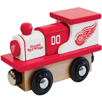 (MasterPieces NHL Toy Train Detroit Red Wings)