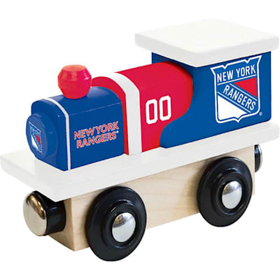 (NHL Toy Train New York Rangers)