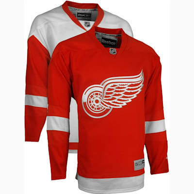 Home/Dark (Reebok Detroit Red Wings Premier Jersey - Boys)
