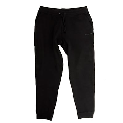 Black (TRUE Sport Sweat Pants - Adult)