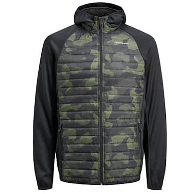Olive Night (TRUE XCore Multi Quilted Jacket - Adult)