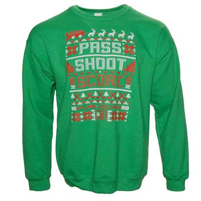 (Pure Hockey Ugliest Sweater of 18 - Adult)