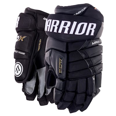 Black (Warrior Alpha DX Hockey Gloves - Senior)