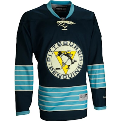 Third (Reebok Pittsburgh Penguins Premier Jersey - Mens)