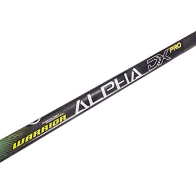 (Warrior Alpha DX Pro Grip Composite Hockey Stick - Senior)