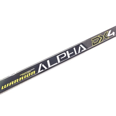 (Warrior Alpha DX4 Grip Composite Hockey Stick - Junior)