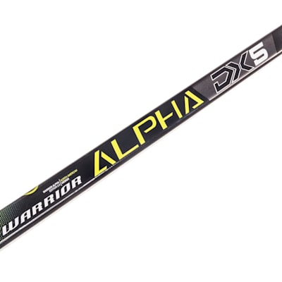 (Warrior Alpha DX5 Grip Composite Hockey Stick - Intermediate)