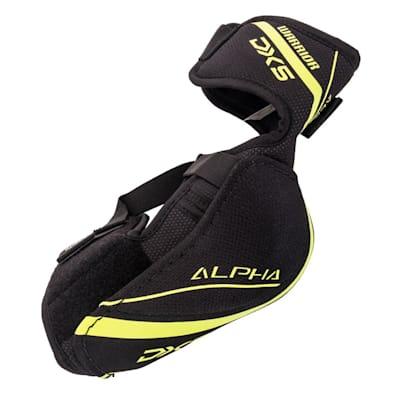 (Warrior Alpha DX5 Hockey Elbow Pads - Senior)