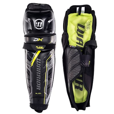 (Warrior Alpha DX Hockey Shin Guards - Senior)