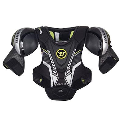 (Warrior Alpha DX Pro Hockey Shoulder Pads - Senior)