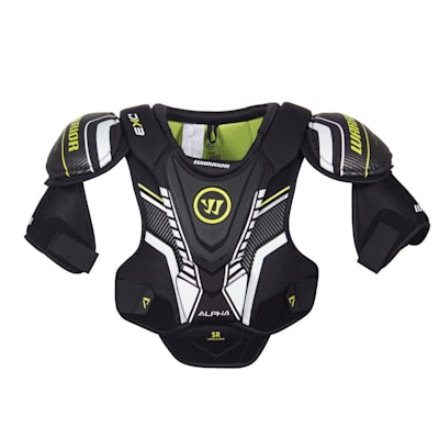 (Warrior Alpha DX3 Hockey Shoulder Pads - Senior)