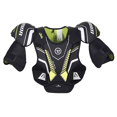 (Warrior Alpha DX4 Hockey Shoulder Pads - Junior)
