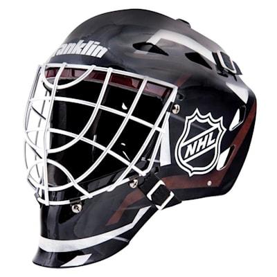 Franklin Gfm 1500 Nhl Street Hockey Goalie Mask Pure Goalie Equipment