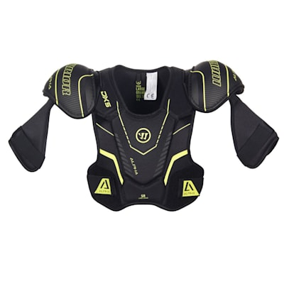 (Warrior Alpha DX5 Hockey Shoulder Pads - Junior)