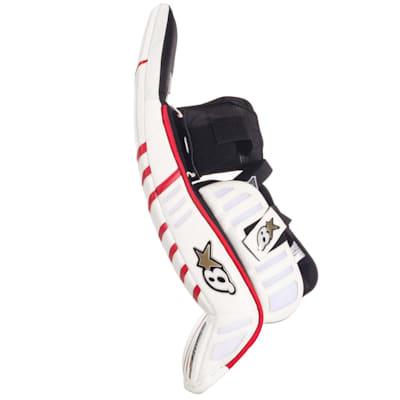 (Brians OPTiK 9.0 Goalie Leg Pads - Junior)