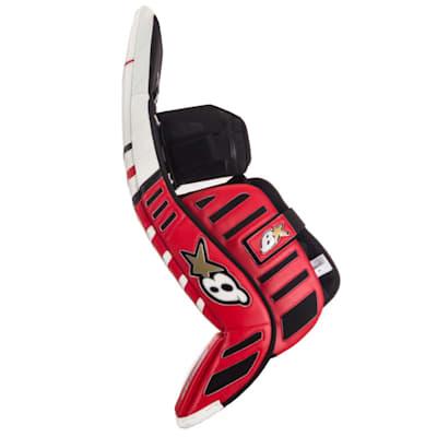(Brians OPTiK 9.0 Goalie Leg Pads - Senior)