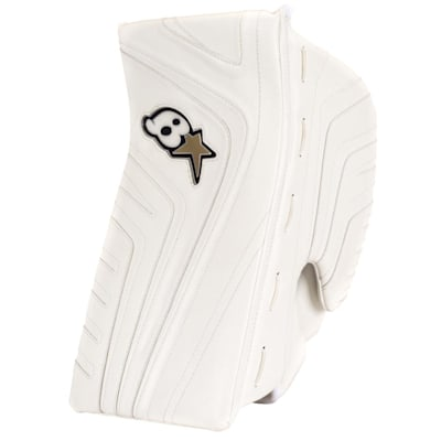 (Brians OPTiK 9.0 Goalie Blocker - Intermediate)