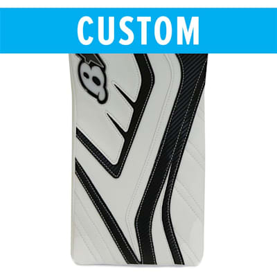 (Brians Custom GNETIK IV Goalie Blocker - Senior)