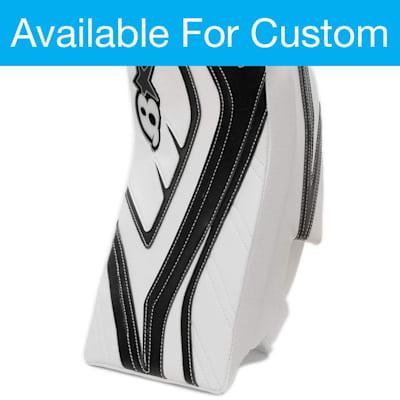(Brians Custom GNETIK IV Goalie Blocker - Senior)