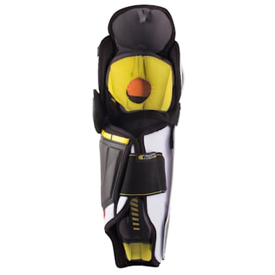(CCM Super Tacks AS1 Hockey Shin Guards - Senior)
