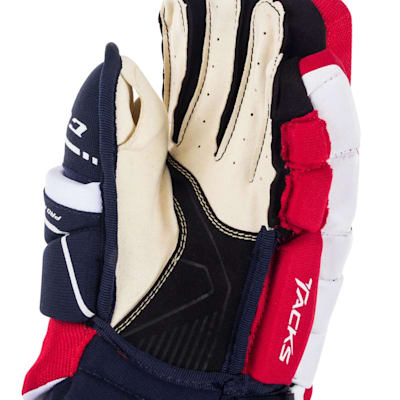(CCM Tacks 9060 Hockey Gloves - Junior)