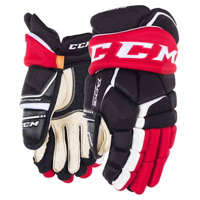 (CCM Tacks 9080 Hockey Gloves - Junior)