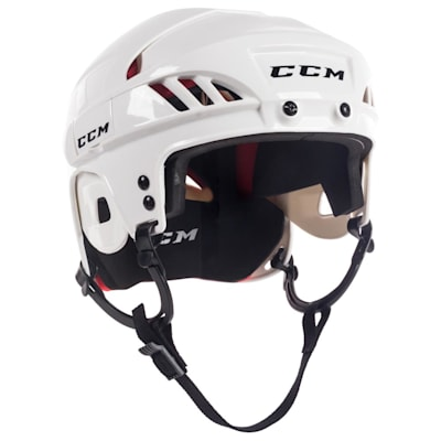 White (CCM 50 Hockey Helmet)