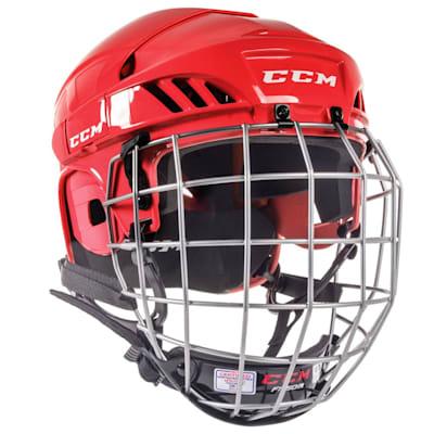 (CCM 50 Hockey Helmet Combo - Senior)