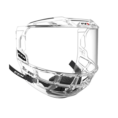 (CCM FV1 Full Face Shield - Junior)