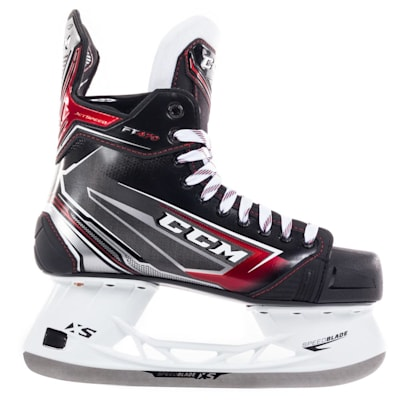 (CCM JetSpeed FT470 Ice Hockey Skates - Junior)