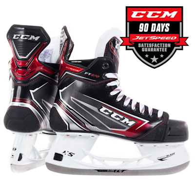 (CCM JetSpeed FT470 Ice Hockey Skates - Senior)