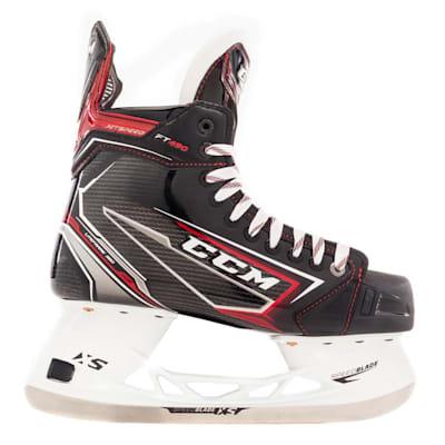 (CCM JetSpeed FT490 Ice Hockey Skates - Junior)