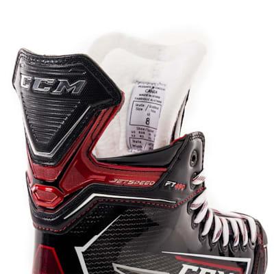 (CCM JetSpeed FT490 Ice Hockey Skates - Senior)