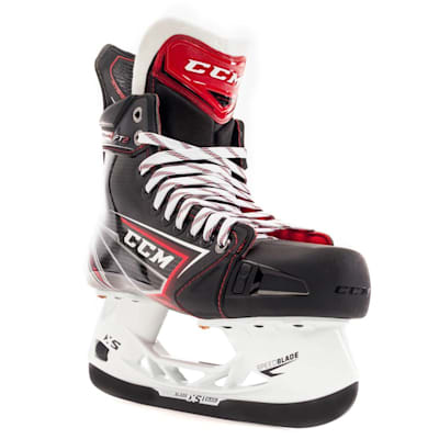 (CCM Jetspeed FT2 Ice Hockey Skates - Junior)