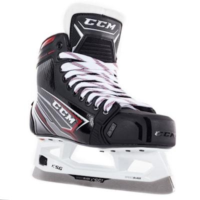 (CCM JetSpeed FT460 Ice Hockey Goalie Skate - Senior)