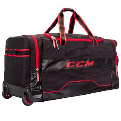 (CCM 380 Deluxe Player Wheel Bag - Senior)