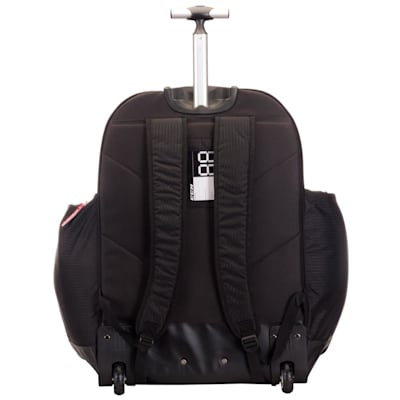 (CCM 390 Player Wheel Backpack Hockey Bag - Senior)