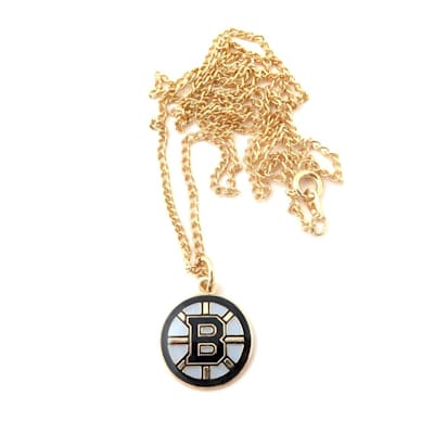 (Boston Bruins Necklace)