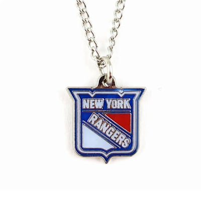 (New York Rangers Necklace)