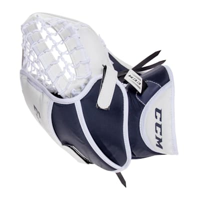 (CCM Extreme Flex 4.5 Goalie Glove - Junior)