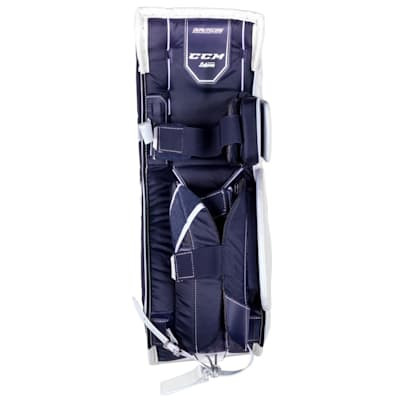 (CCM Extreme Flex 4.5 Goalie Leg Pads - Junior)