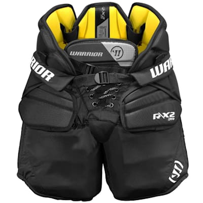 Front (Warrior Ritual X2 Goalie Pants - Junior)