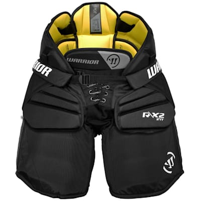 Front (Warrior Ritual X2 Goalie Pants - Intermediate)