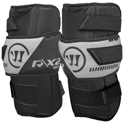 (Warrior Ritual X2 Goalie Knee Guards - Senior)