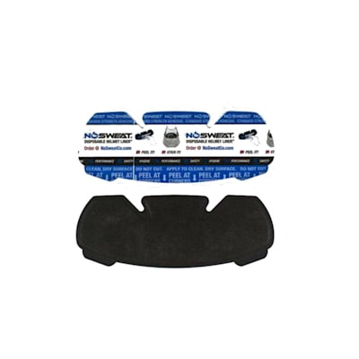 (NoSweat Helmet Liner - 6 Pack)
