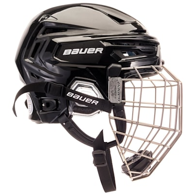 (Bauer Re-Akt 150 Combo Hockey Helmet)